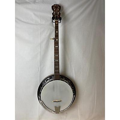 Alvarez Banjo Deluxe Bowtie 5 String Banjo