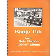 Hal Leonard Banjo Tab From Bela Fleck's Drive Album Homespun Tapes Series Performed by Bela Fleck