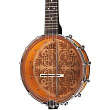 """Open BoxLuna Guitars Banjolele 8"""" Ukulele"""
