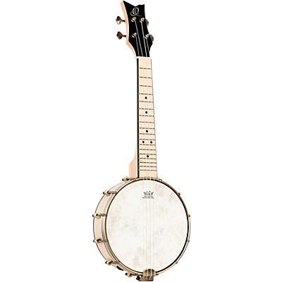 Ortega Banjolele Series OUBJE90-MA-L Left-Handed Banjolele