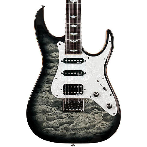 Schecter Guitar Research Banshee-6 Extreme Solid Body Electric Guitar Condition 1 - Mint Charcoal Burst
