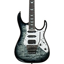 Banshee-6 FR Extreme Solid Body Electric Guitar Charcoal Burst