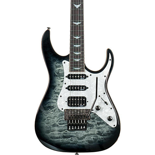 Schecter Guitar Research Banshee-6 FR Extreme Solid Body Electric Guitar Condition 1 - Mint Charcoal Burst