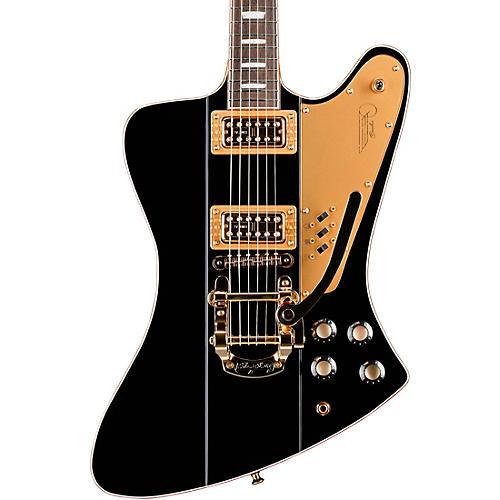 Kauer Guitars Banshee Black Hawk Electric Guitar Black