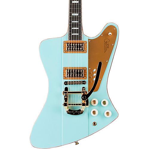 Kauer Guitars Banshee Daphne Hawk Electric Guitar Daphne Blue