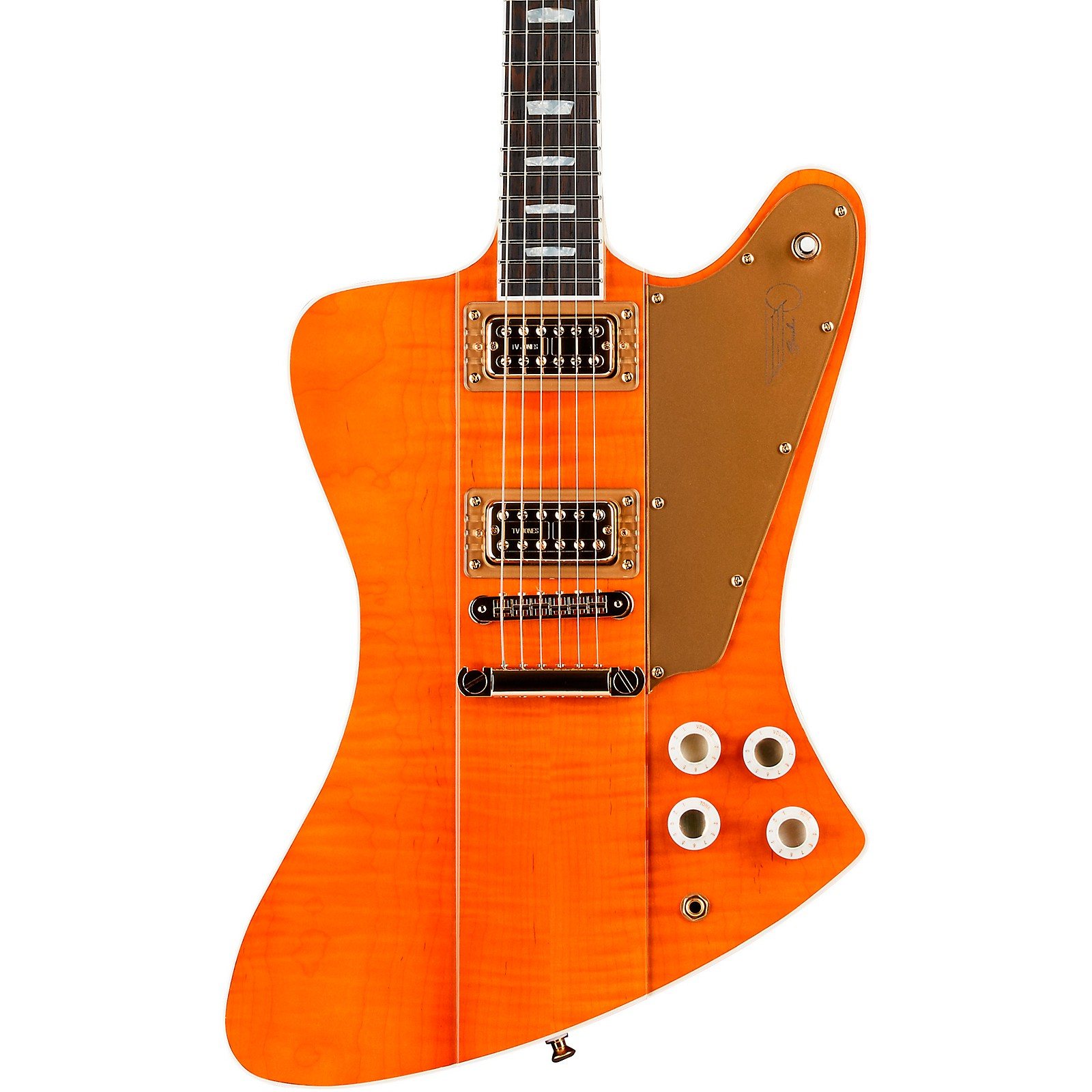 Kauer Guitars Banshee Deluxe Powertron Electric Guitar