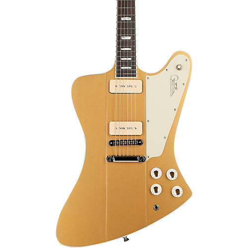 Kauer Guitars Banshee Standard P90 Electric Guitar Gold Top