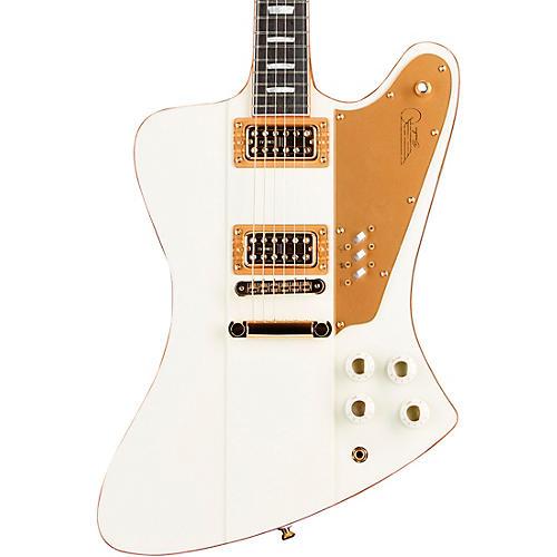 Kauer Guitars Banshee White Hawk Electric Guitar White