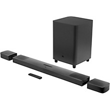 JBL Bar 9.1 3D Surround Soundbar with Wireless Subwoofer