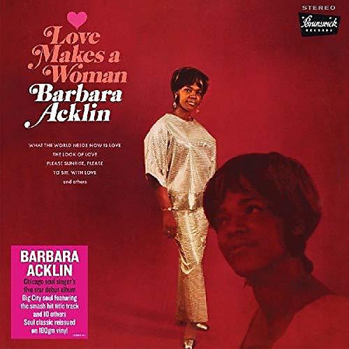 Alliance Barbara Acklin - Love Makes A Woman