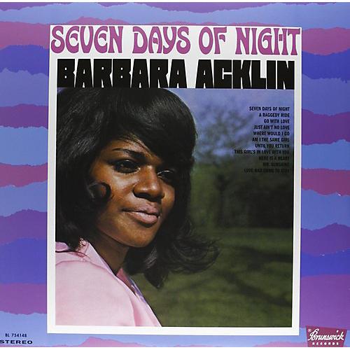 Alliance Barbara Acklin - Seven Days of Night