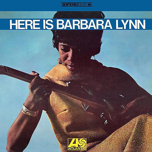Alliance Barbara Lynn - Here Is Barbara Lynn