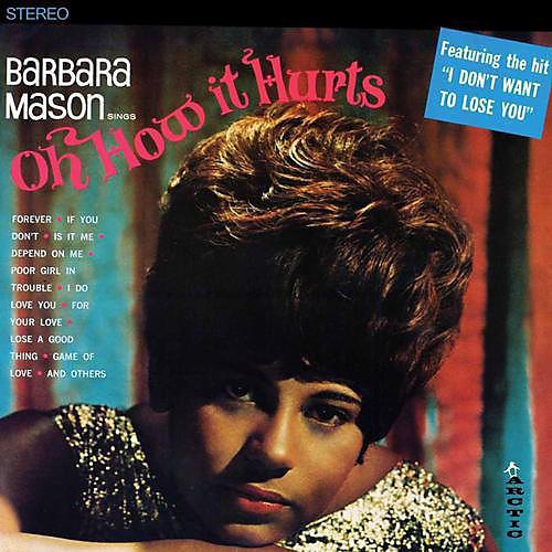 Alliance Barbara Mason - Oh How It Hurts