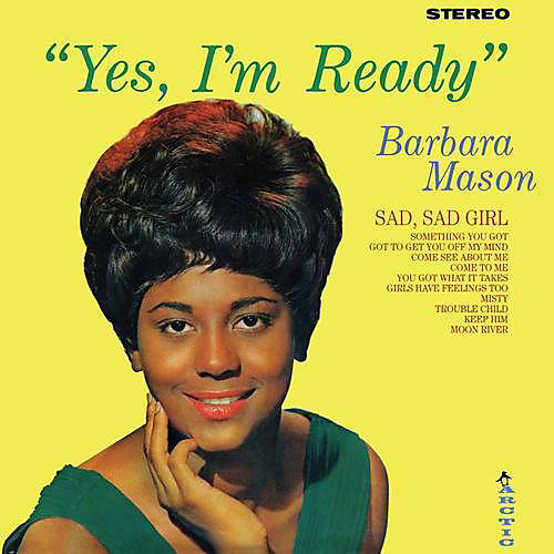 Alliance Barbara Mason - Yes, I'm Ready