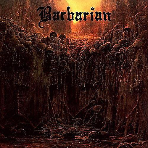 Alliance Barbarian - Barbarian