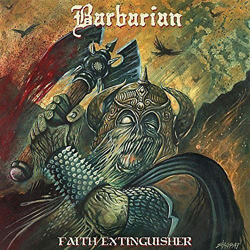 Alliance Barbarian - Faith Extinguisher