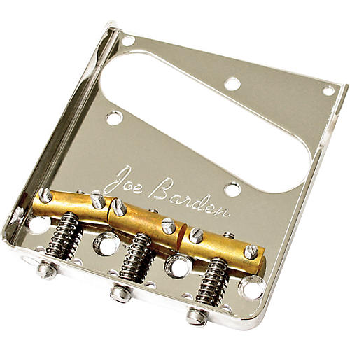 JBE Pickups (Barden) Vintage Tele Bridgeplate and Saddle Kit