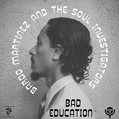 Alliance Bardo Martinez - Bad Education B/W Instrumental