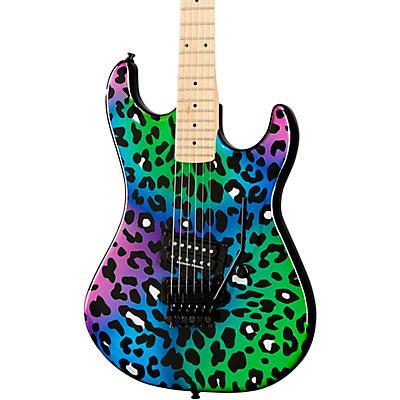 """Kramer Baretta """"Feral Cat"""" Custom Graphic Electric Guitar"""