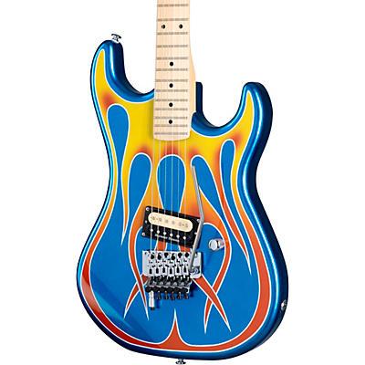 "Kramer Baretta ""Hot Rod"" Custom Graphic Electric Guitar"