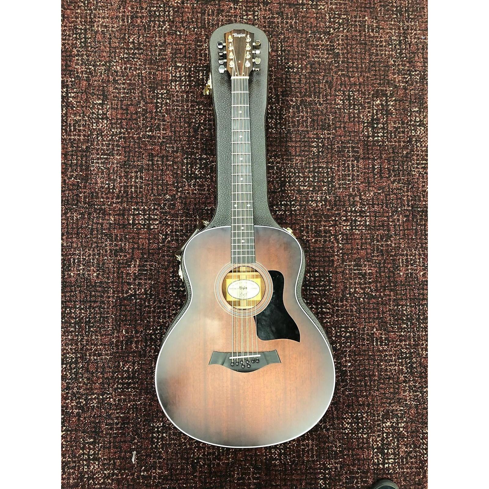 Taylor Baritone 8 Acoustic Electric Guitar
