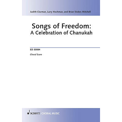 Schott Music Corporation New York Baritone, SATB and Piano