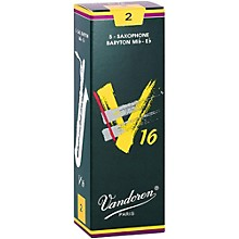 Baritone Saxophone V16 Reeds Box of 5 2