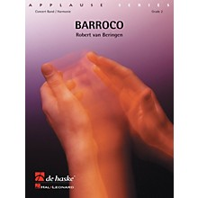 De Haske Music Barocco (Brass Band Score and Parts) De Haske Brass Band Series by Robert van Beringen