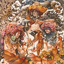 Baroness - Gold & Grey
