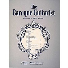 Edward B. Marks Music Company Baroque Guitarist Book