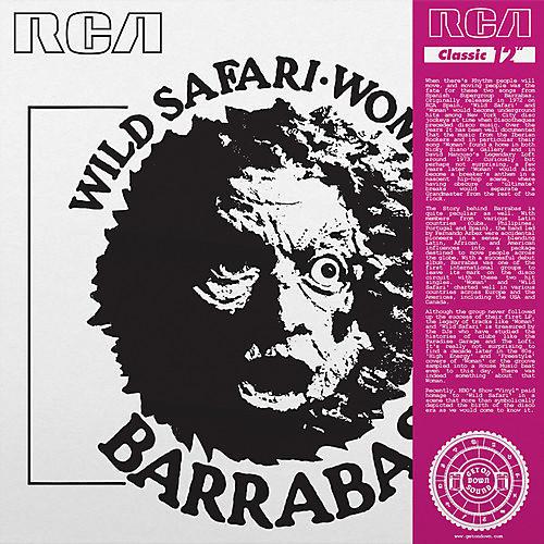 Alliance Barrabas - Wild Safari / Woman