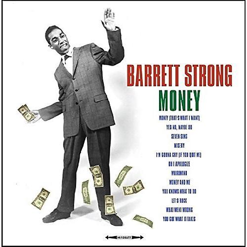 Alliance Barrett Strong - Very Best Of Barrett Strong (Green Vinyl)
