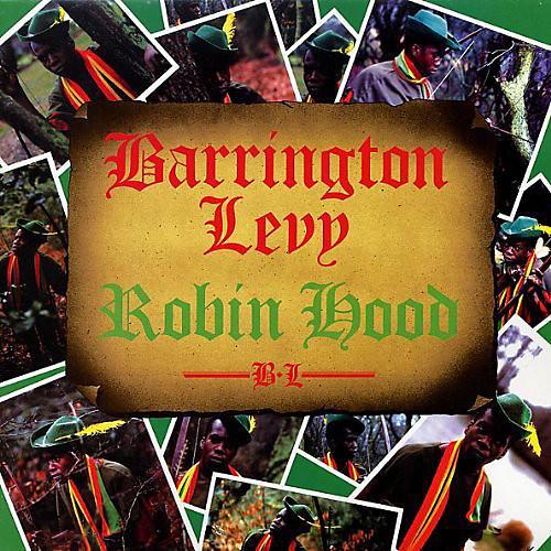 Alliance Barrington Levy - Robin Hood