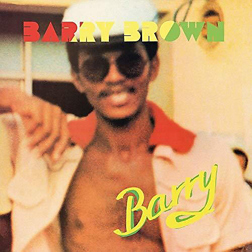Alliance Barry Brown - Barry