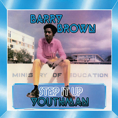 Alliance Barry Brown - Step It Up Youthman