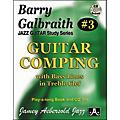 Jamey Aebersold Barry Galbraith Guitar Comping Book/CD thumbnail