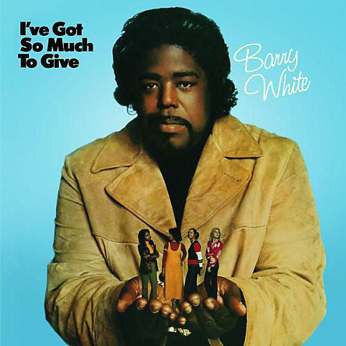 Alliance Barry White - I've Got So Much to Give