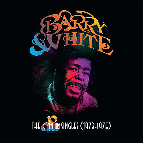 Alliance Barry White - The 20th Century Records 7 Inch Singles: 1973-1975