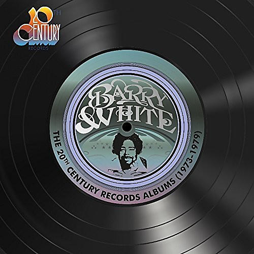 Barry White - The 20th Century Records Albums (1973-1979)