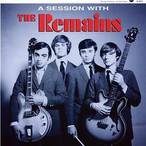 Alliance Barry & the Remains - Session of the Remains