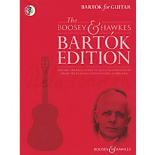 Boosey and Hawkes Bartok For Guitar Book and CD