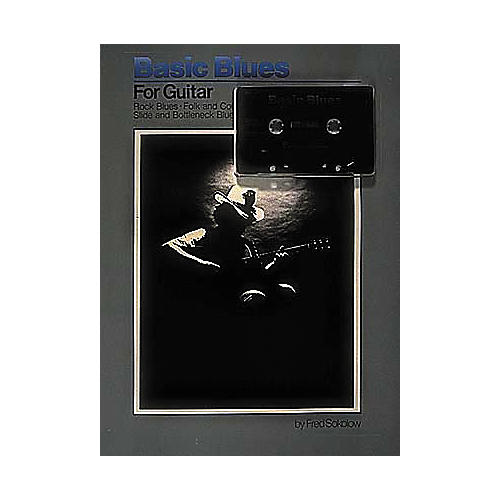 Hal Leonard Basic Blues for Guitar (Book and Cassette Package)