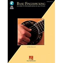 Hal Leonard Basic Fingerpicking (Book/Online Audio)