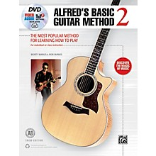 Alfred Basic Guitar Method 2 3rd Edition Book, DVD & Online Audio & Video