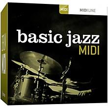 Toontrack Basic Jass MIDI (Download)