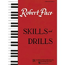 Lee Roberts Basic Piano Series, Skills & Drills V Pace Piano Education Series