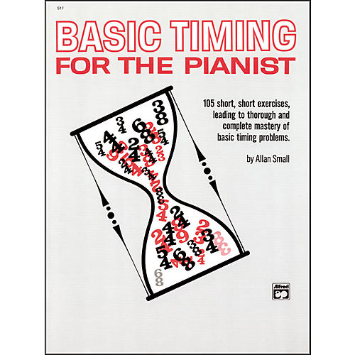 Alfred Basic Timing for Pianists