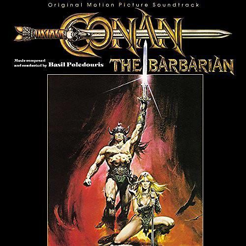 Alliance Basil Poledouris - Conan the Barbarian (Original Soundtrack)