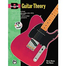 Alfred Basix Guitar Theory Book and CD