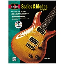 Alfred Basix Scales and Modes for Guitar Book & CD